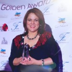 Janet Alvarez Latin Golden Award 2015
